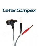 Cefar Compex Kabel für Primo, Tempo, Peristim, Primo Easy, Myo Max