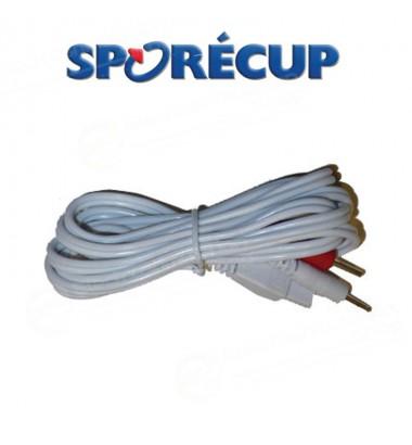 Kabel für Sporecup Dolopatch und FitLight2