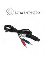 SCHWA-MEDICO Kabel für Eco2, UroStim2 und EMP2