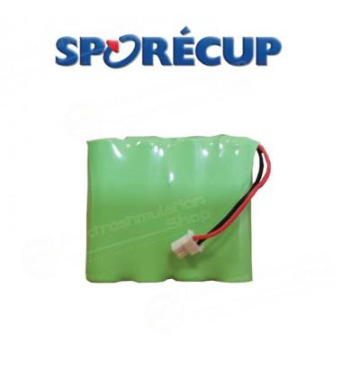 SPORECUP Batterie für XTR4