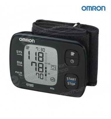 Handgelenk-Blutdruckmessgerät Omron RS6