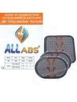 Slendertone Bauchtrainer Elektroden - garantiert zu 100% mit SLENDERTONE® kompatibel