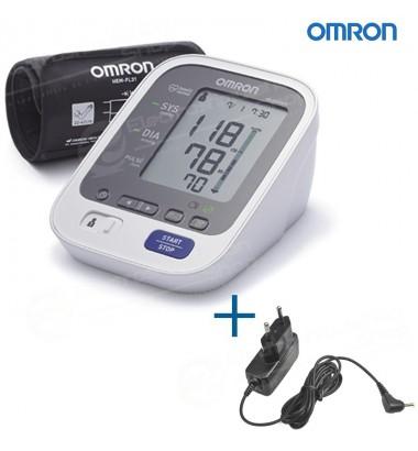 Oberarm-Blutdruckmessgeräte Omron M6 Netzadapter