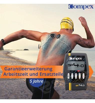 COMPEX SP4 Garantieerweiterung auf 5 Jahre