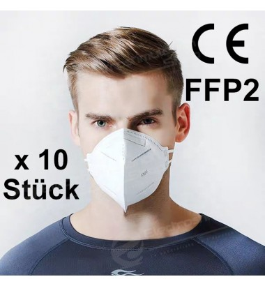 FFP2 Masken (10 Stück)