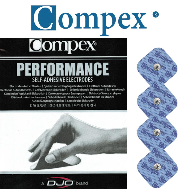 Compex Elektroden 5x5